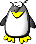 unchecked,animal,cartoon,bird,linux,line art,media,clip art,public domain,image,png,svg