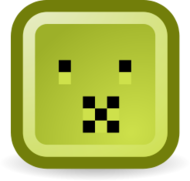 unchecked,smilies,rectangle,cute,yellow,small,15px,pixel art,sweet,throw up,angry,happy,sad,fun,funny,confused,weirded out,evil,kiss,kissing,question,media,clip art,externalsource,public domain,image,svg,png