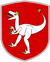 unchecked,czech,dinosaur,heraldry,arm,usiiik,media,clip art,public domain,image,svg,arm,arm