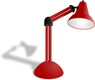 unchecked,red,lamp,office,night,usiiik,media,clip art,public domain,image,svg,photorealistic