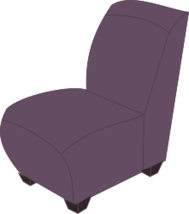 unchecked,chair,soft,purple,colour,cartoon,furniture