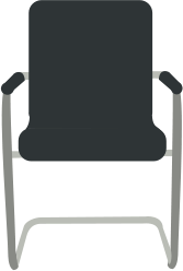 chair,black,cartoon,furniture,media,clip art,public domain,image,png,svg