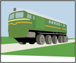 unchecked,train,big car,media,clip art,public domain,image,svg
