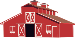 unchecked,barn,red,farm,farming,building,rural,media,clip art,public domain,image,svg,png