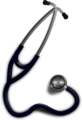 stethoscope,doctor,hospital,heart,health