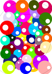 bubble,ball,sphere,spiral,swirl,color