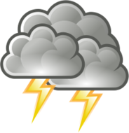 weather,icon,cloud,rain,thunder,storm