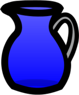 pitcher,water