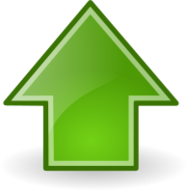 sign,symbol,icon,arrow,green,up