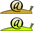 snail,at,mail,email,slow
