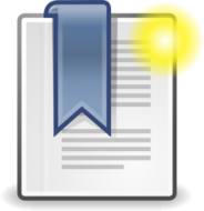 tango,icon,new,bookmark,ribbon,externalsource