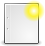 tango,icon,text,document,new,filesystem,paper,page,blank,externalsource