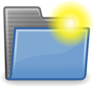 tango,icon,computer,filesystem,directory,folder,new,externalsource