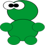 green,thing,alien,extra-terrestrial,frog,turtle,funny