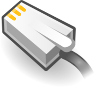 externalsource,tango,icon,cable,plug,network