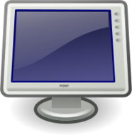 externalsource,tango,icon,computer,hardware,device,screen,monitor,display