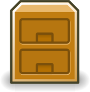 tango,icon,system,file,file cabinet,file manager,externalsource