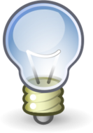 externalsource,tango,icon,info,information,idea,lightbulb,electricity