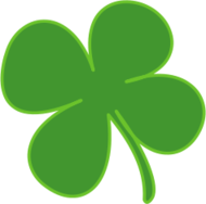 clover,icon,luck,lucky,green,irish