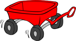 toy,kid,wagon