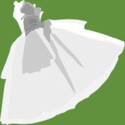 ballet,dress,ballet dress,clothes,clothing,dance,colour,color,white,green