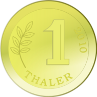 coin,gold,money,currency,thaler