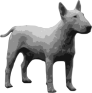 dog,hund,animal,tier,terrier,bullterrier,bulli,grayscale