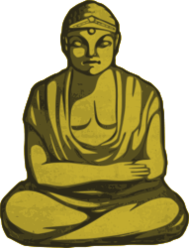 buddha,gold,full body,statue,religion