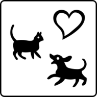 hotel,icon,service,pet,cat,dog