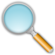magnifying glass,glass,zoom,magnifying,search,find