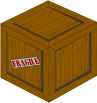 wooden,crate,box,perspective