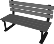bench,park bench,bus stop bench,bus bench,public bench,seat