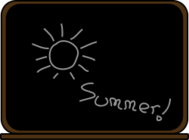 summer,summer2010,sun,school,blackboard,text