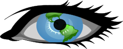cartoon,eye,face,world,public,viewable,see,earth,planet,map,media,clip art,public domain,image,png,svg