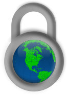 globe,north america,state border,world,lock,security,media,clip art,public domain,state border
