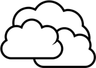 weather,icon,cloud,cloudy,sky,gray,outline