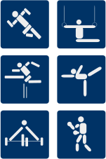 sport 2010,sport,olympics,icon,pictograms,running,jumping,weight lifting