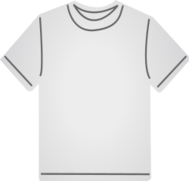 t-shirt,white,clothes,clothing