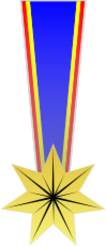 medal,award,medalla,ribbon