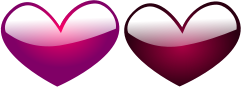 heart,3d,gloss,glossy,glow,transparent,icon,gel,heart,heart,3d,inky2010,clip art