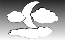 black,night,moon,cloud,icon,landscape,black,cloud,inky2010,clip art