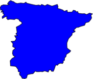 map,geography,spain