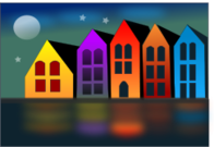 home,house,canal.lake view,water side,real estate,scenery,night,hotel,accommodation