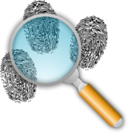 finger,print,search,find,clue,mystery,magnifying glass,fingerprint,tool