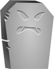 halloween,tomb,stone,tombstone,angry,face,grave,graveyard,spooky,creepy,scary,death,dead,cartoon,halloween2010,halloween