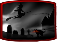 halloween,black,silhouette,icon,avatar,spooky,ghost,text,shade,cat,dark,witch,grave,halloween2010,halloween,clip art,inky2010,inkscape,2010,free,clip
