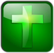 cross,green,glossy,gloss,transparent,3d,:-),cross,3d
