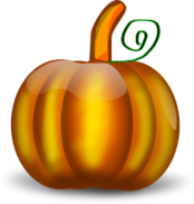 thanksgiving2010,thanks,giving,icon,faded,gloss,glossy,shine,glow,pumpkin,2010,clip art,inky2010,inkscape