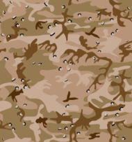 public domain,image,camouflage,tarnflecken,pattern,army,tile,tileable,camo,desert,chocolate,chip,cookie,dough,dbdu
