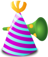 worldlabel,birthday,hat,party,event,holiday,occasion,icon,color